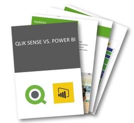Lataa opas ja pääset vertailemaan Qlik- ja Power BI -järjestelmiä