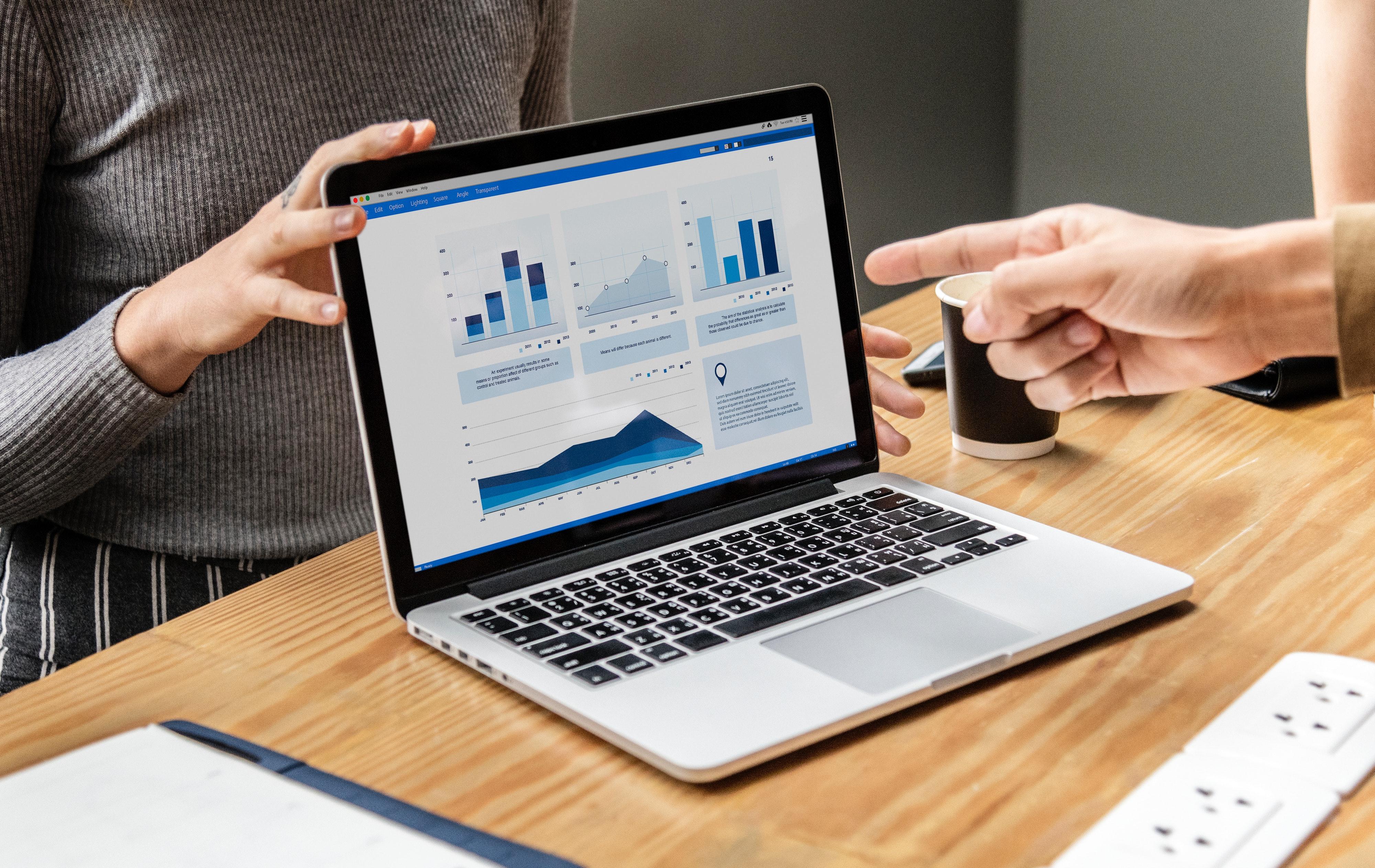 Blogi: Näin rakennat hyvän raportointinäkymän
