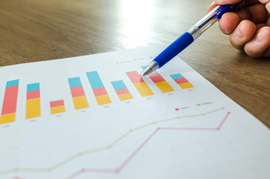 5 vinkkiä tiedon visualisointiin
